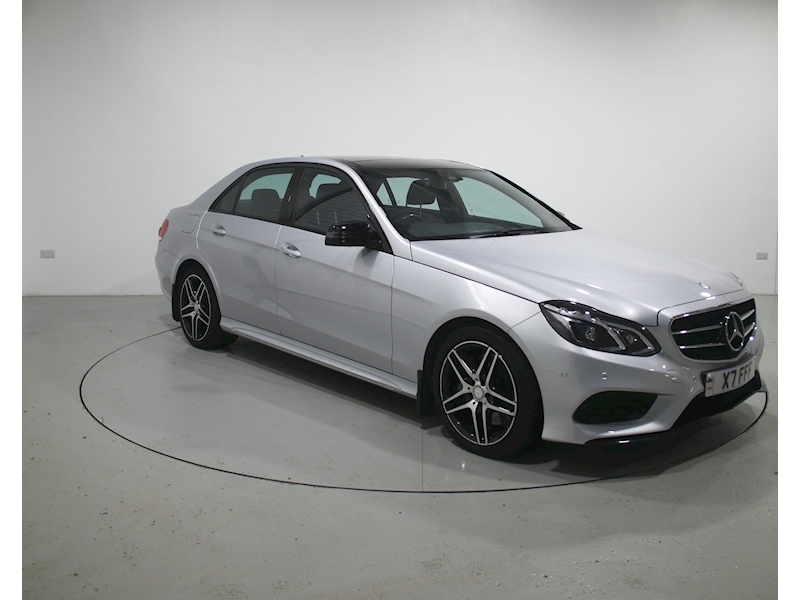 Mercedes-Benz E350 Amg Night Ed Prem E350 AMG NIGHT ED PREM BT Image 1