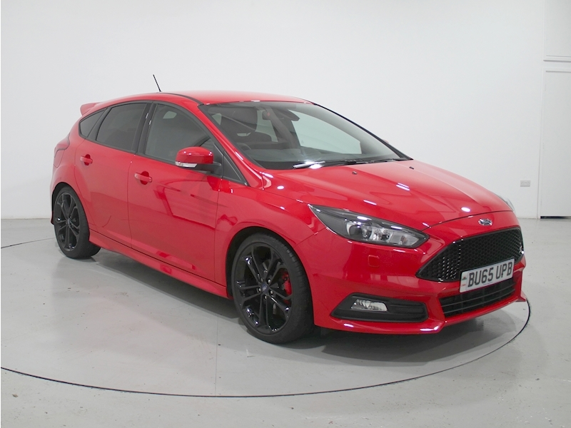 Ford Focus St-3 Turbo Image 1