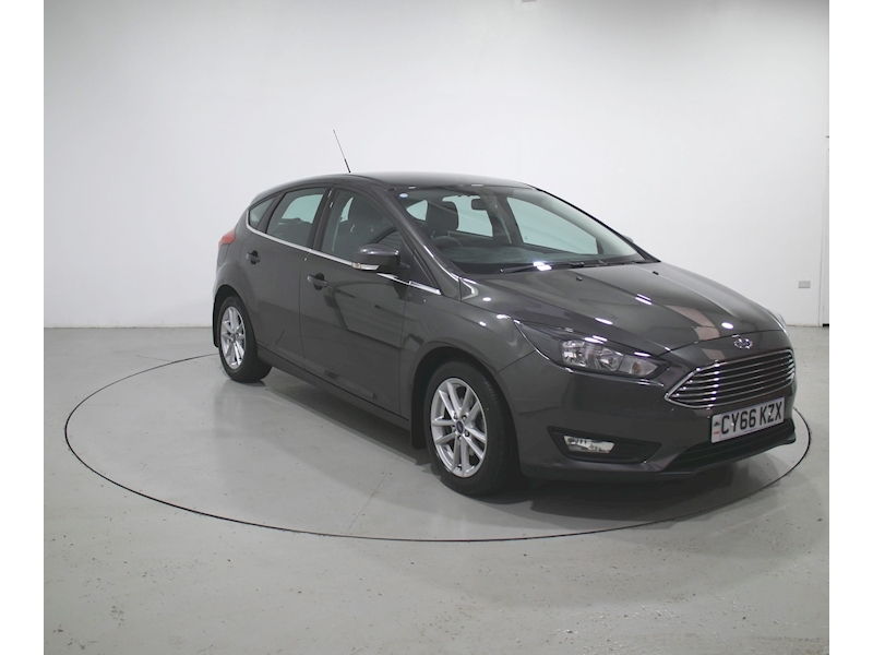 Focus FOCUS ZETEC Hatchback 1.0 Manual Petrol