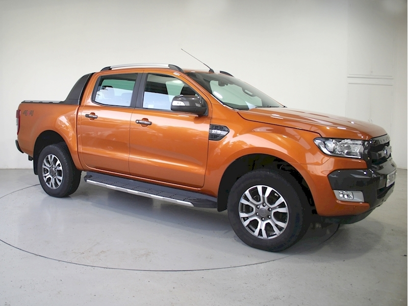 Ford Ranger Wildtrak 4X4 Double Cab Image 1