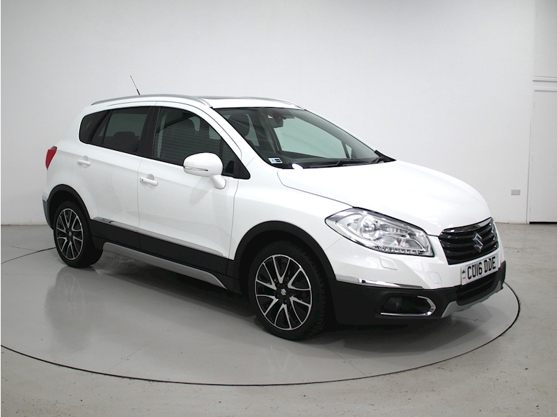 Sx4 S-Cross Sz5 SX4 S-CROSS SZ5 DDIS Hatchback 1.6 Manual Diesel