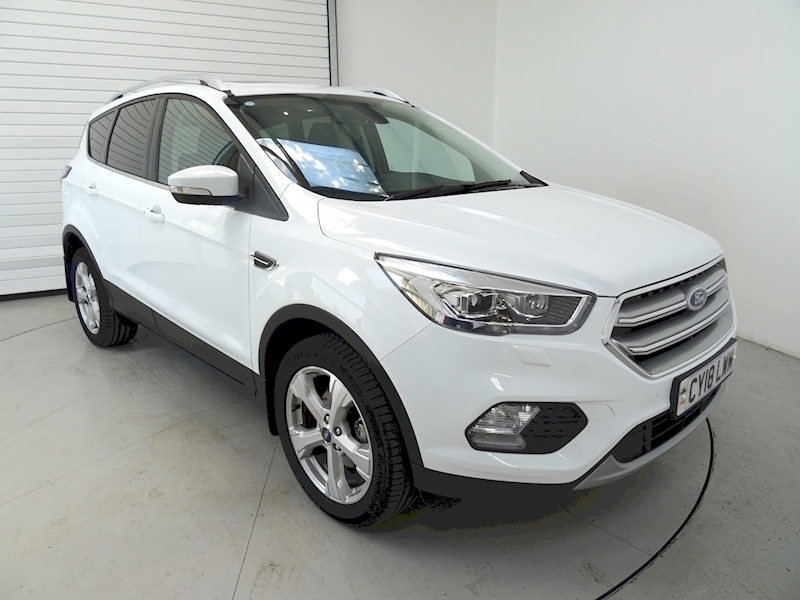 Kuga Titanium X Hatchback 1.5 Manual Petrol