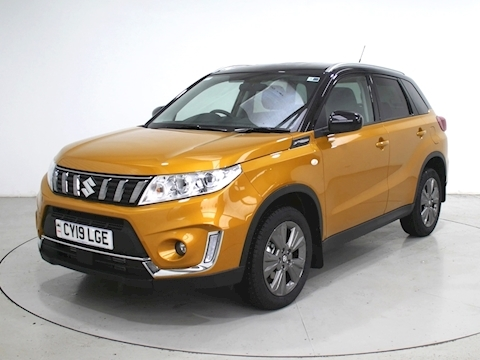 Vitara SZ-T Boosterjet Hatchback 1.4 Manual Petrol