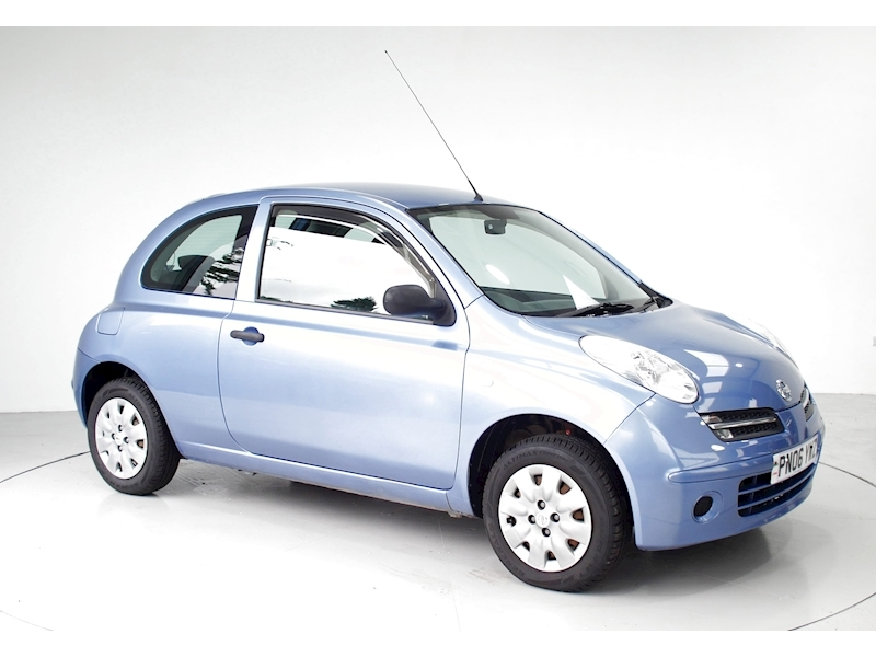 Nissan Micra S Image 1