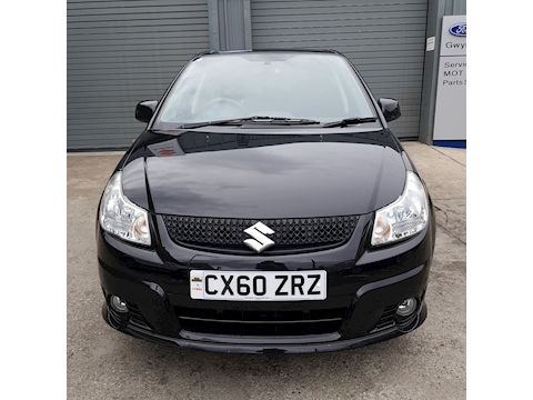 Sx4 SX4 AERIO Hatchback 1.6 Manual Petrol