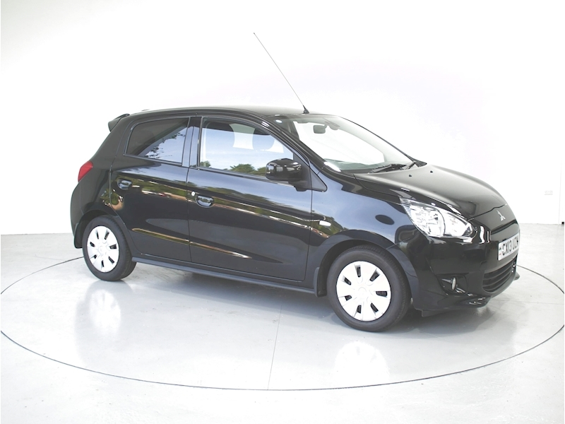 Mirage 2 Hatchback 1.2 Manual Petrol