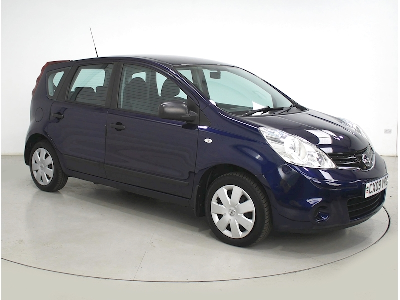 Nissan Note Visia Image 1
