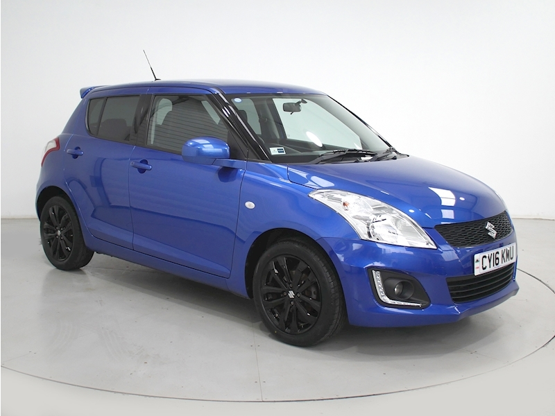 Swift Sz-L Hatchback 1.2 Manual Petrol