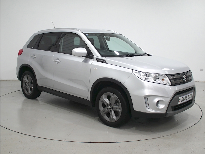 Vitara Sz-T Hatchback 1.6 Manual Petrol