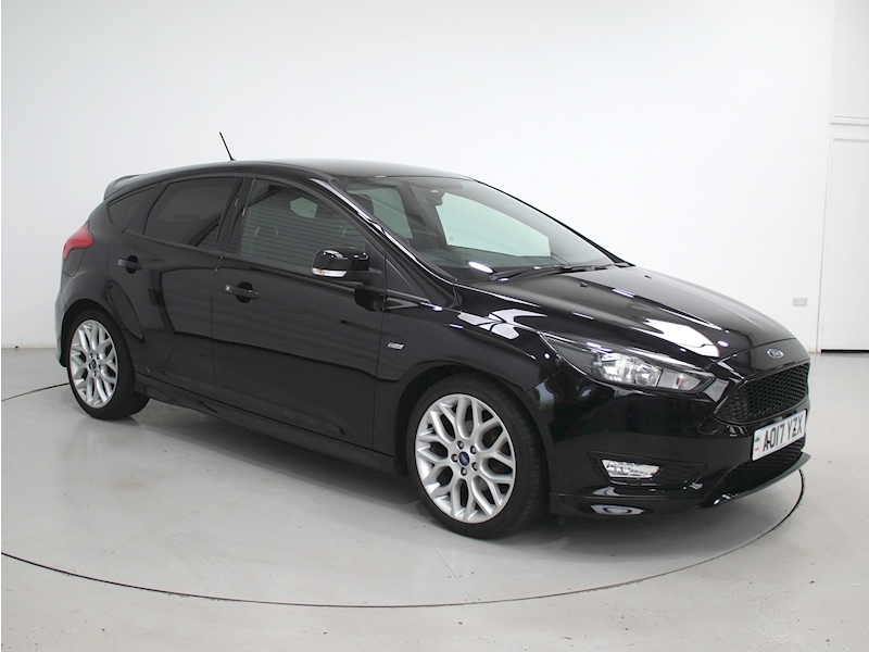 Ford Focus St-Line Tdci Image 1