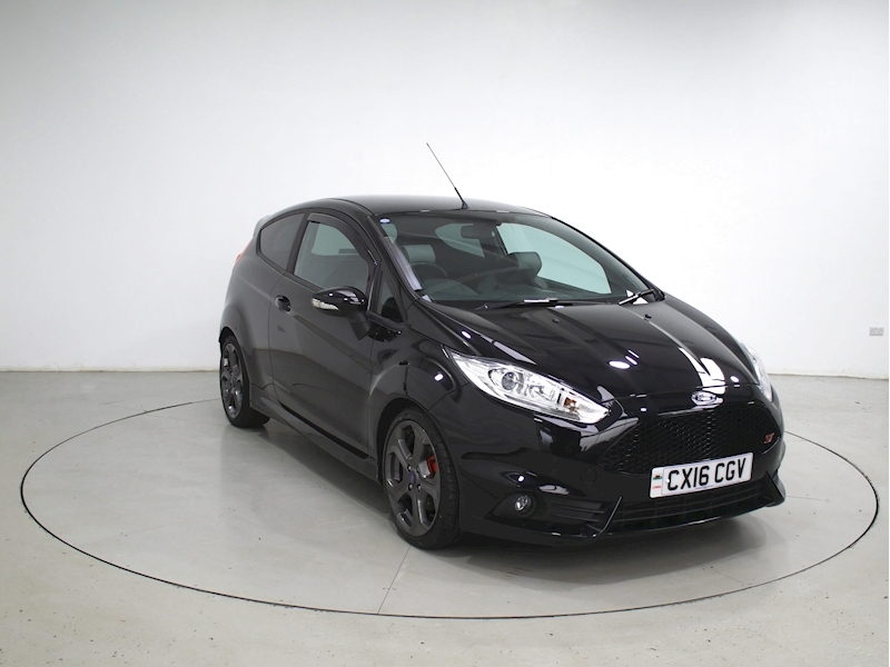 Ford Fiesta St-2 Image 1