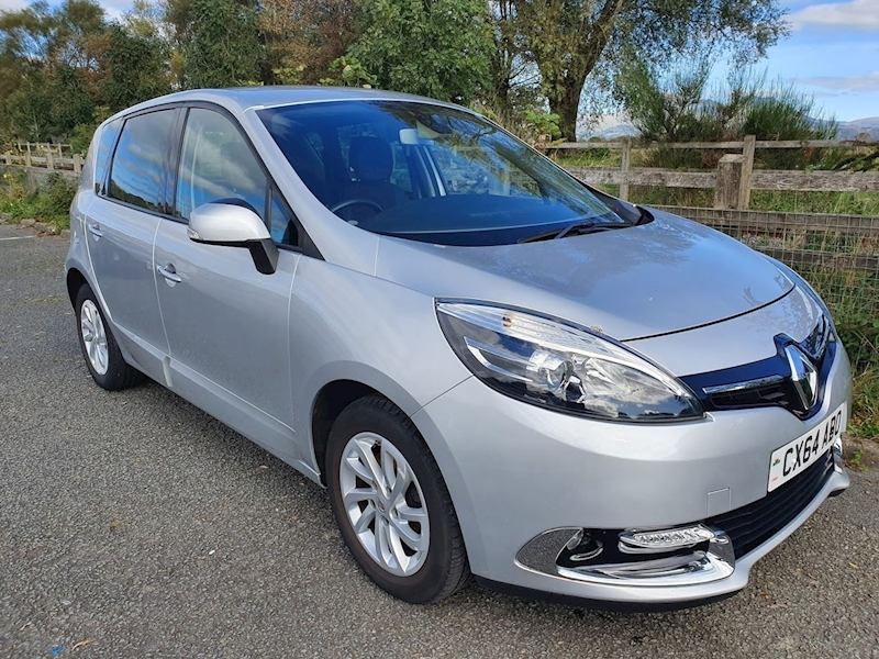 Renault Scenic Dynamique Tomtom Dci S/S Image 1