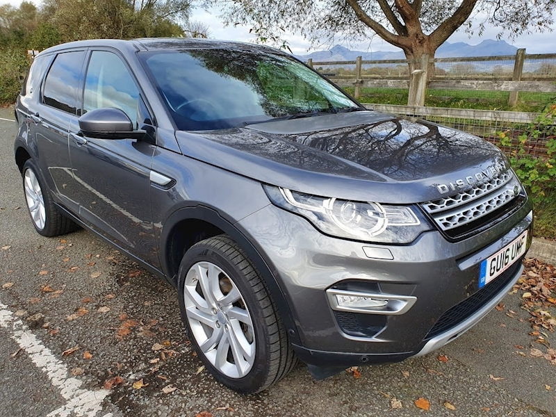 Land Rover Discovery Sport Td4 Hse Luxury Image 1