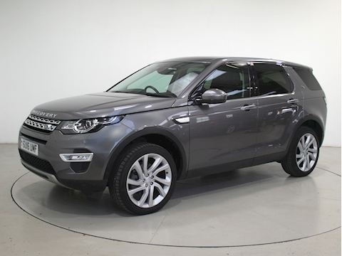 Discovery Sport Td4 Hse Luxury Estate 2.0 Automatic Diesel