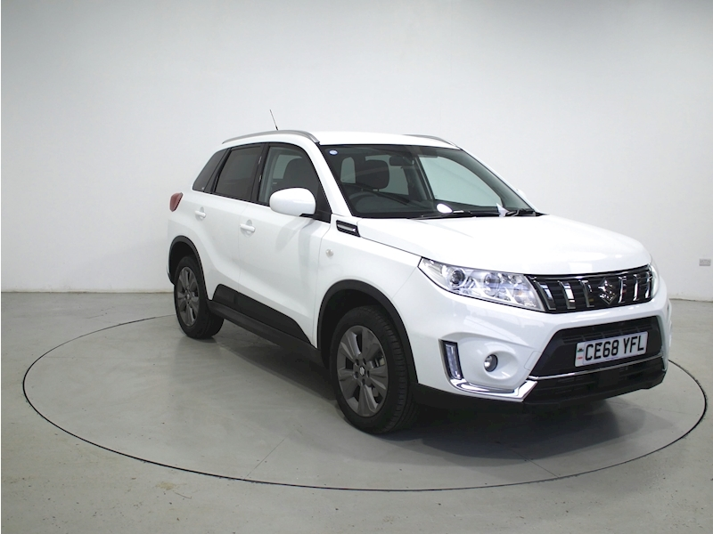 Vitara Sz-T Boosterjet Hatchback 1.0 Manual Petrol