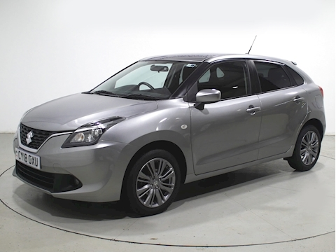 Baleno Sz-T Boosterjet Hatchback 1.0 Manual Petrol