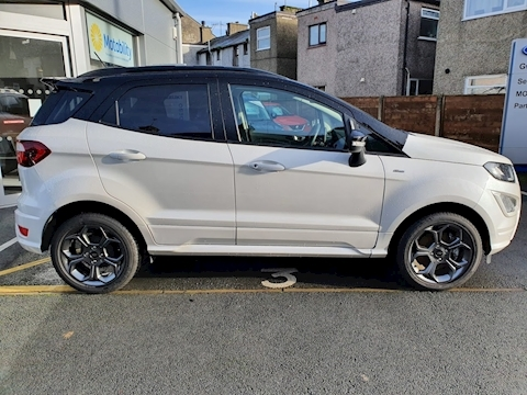 Ecosport St-Line Hatchback 1.0 Manual Petrol