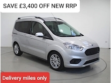 2019 Ford Tourneo Courier Titanium Tdci - Thumb 0
