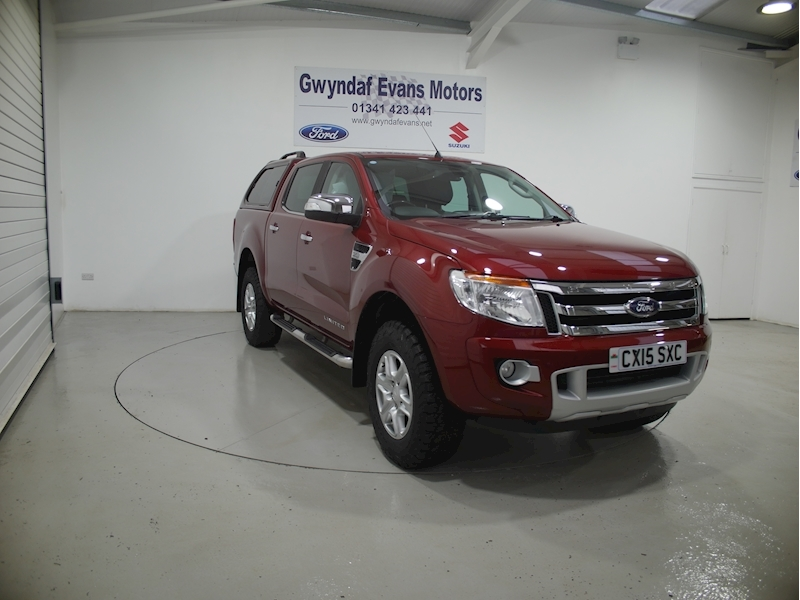 Ford Ranger Limited 4X4 Dcb Tdci Image 1