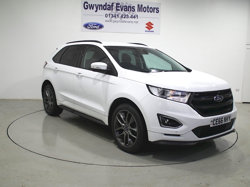 Edge Sport Tdci Estate 2.0 Automatic Diesel