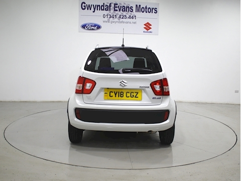 Ignis Sz5 Shvs Hatchback 1.2 Manual Petrol