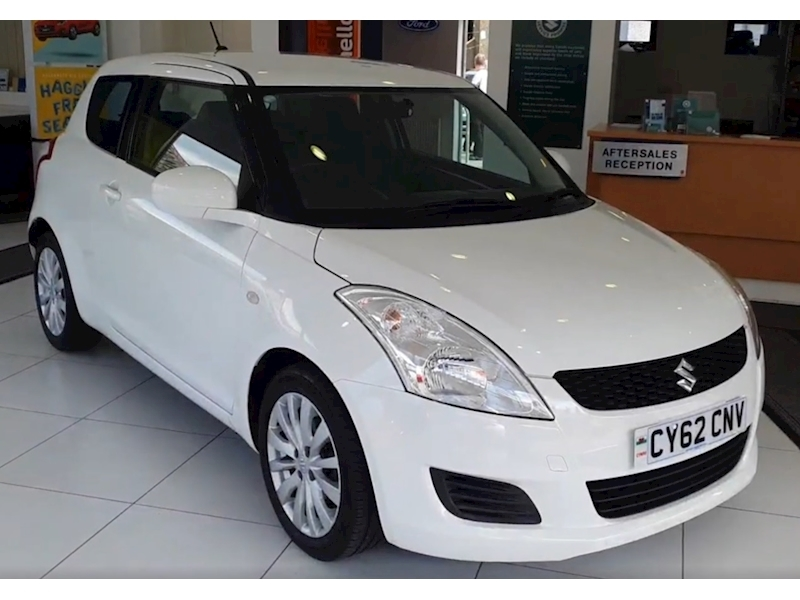 Swift Sz3 Hatchback 1.2 Manual Petrol
