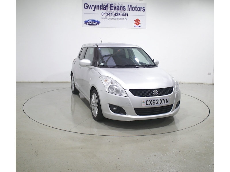Swift SZ4 Hatchback 1.2 Automatic Petrol