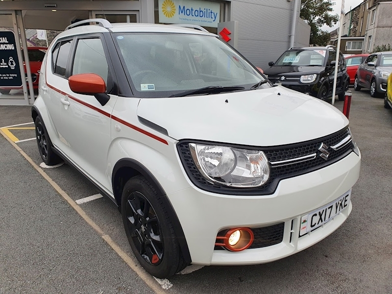 Ignis SZ-T Hatchback 1.2 Manual Petrol