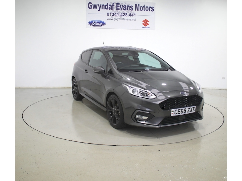 Ford Fiesta ST-Line Image 1