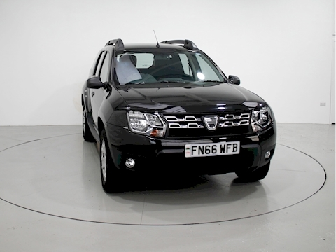 Duster Ambiance Dci Hatchback 1.5 Manual Diesel