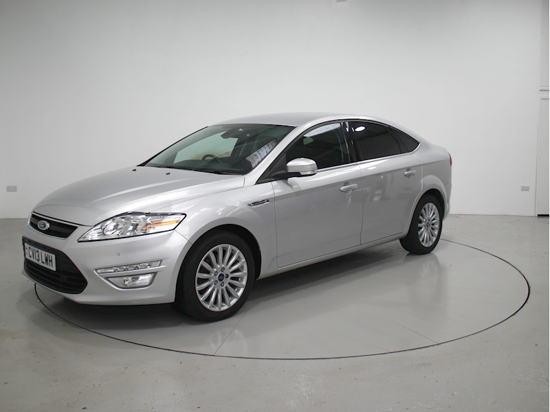 Ford Mondeo Zetec Business Edition Tdci Image 1