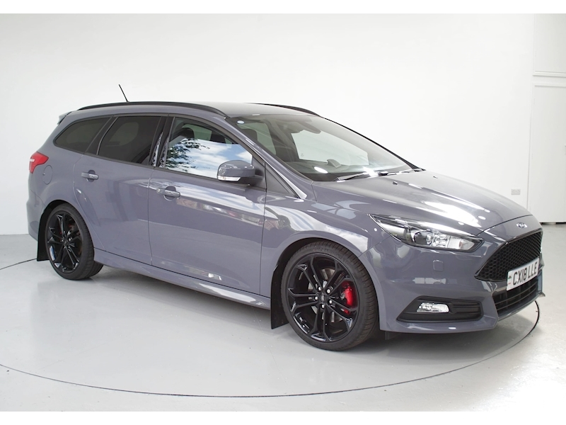 Focus St-3 Tdci Estate 2.0 Automatic Diesel