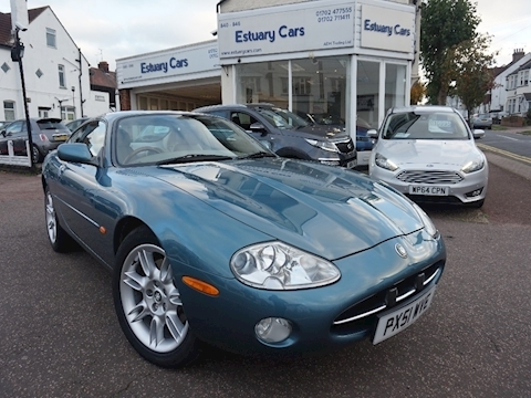 Jaguar/Daimler Xk8 Coupe Sports 4.0 Automatic Petrol