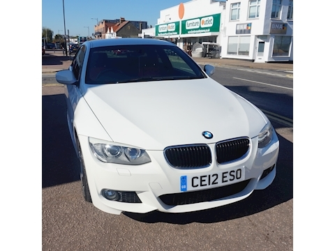 Bmw 3 Series 318I M Sport Coupe 2.0 Manual Petrol
