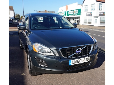 Volvo Xc60 D3 Drive Se Lux Estate 2.0 Manual Diesel