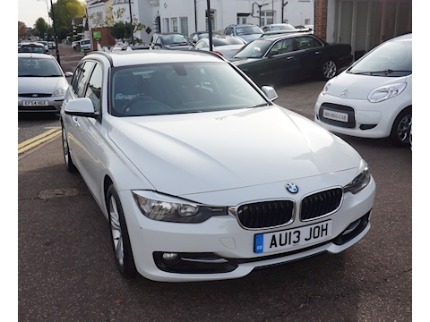 Bmw 3 Series 318D Sport Touring Estate 2.0 Manual Diesel