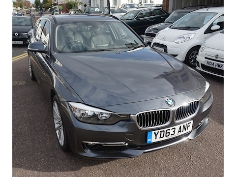 Bmw 3 Series 320D Luxury Touring Estate 2.0 Automatic Diesel