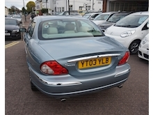 X-Type V6 Se Saloon 2.5 Manual Petrol