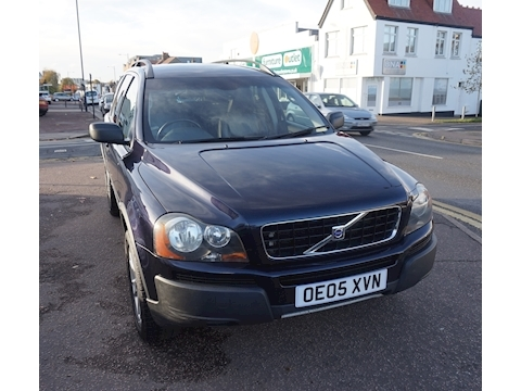 Volvo Xc90 D Se Estate 2.4 Automatic Diesel