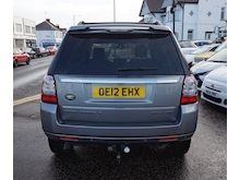 Freelander Sd4 Hse Estate 2.2 Automatic Diesel
