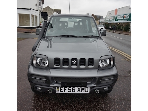 Suzuki Jimny Jlx Plus Estate 1.3 Manual Petrol