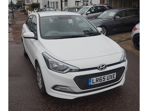 Hyundai I20 Gdi S Air Hatchback 1.2 Manual Petrol