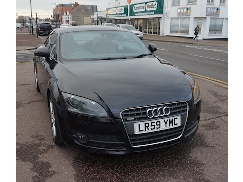 Audi Tt Tdi Quattro Coupe 2.0 Manual Diesel