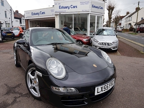 Porsche 911 Carrera 2 Coupe 3.6 Manual Petrol