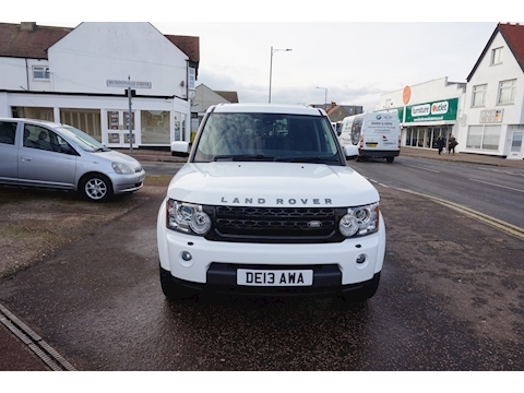 Land Rover Discovery Sdv6 Commercial 3.0 Panel Van Automatic Diesel