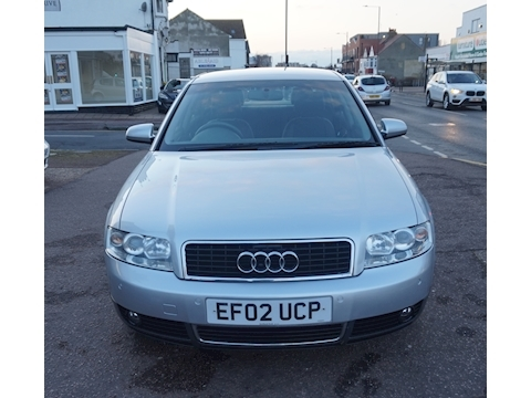 Audi A4 20V Saloon 2.0 Manual Petrol