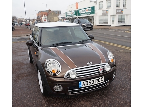 Mini Mini Cooper D Mayfair Hatchback 1.6 Automatic Diesel