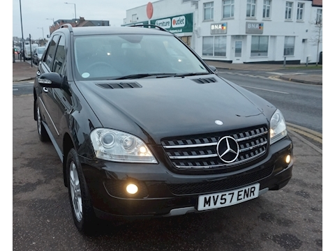 Mercedes M-Class Ml 320 Cdi Se Estate 3.0 Automatic Diesel