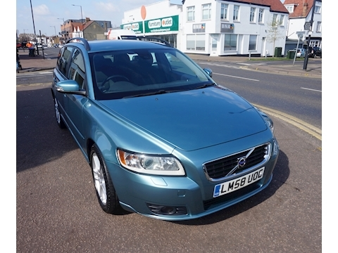 Volvo S40/V50 Series Se D V50 Estate 1.6 Manual Diesel