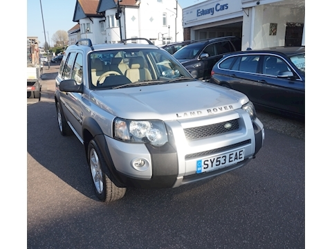 Land Rover Freelander Td4 Hse Station Wagon Estate 2.0 Automatic Diesel